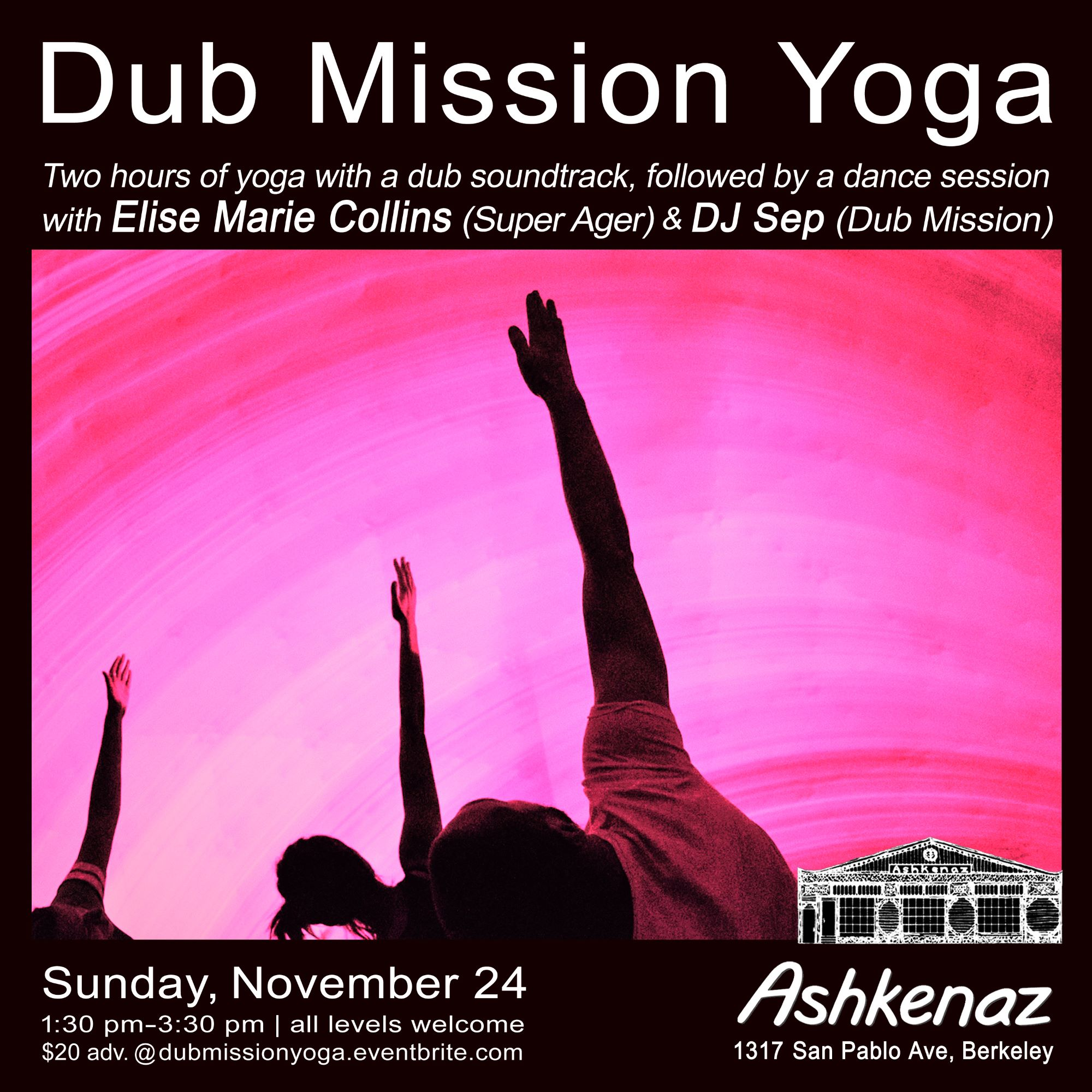 Dub Mission Yoga